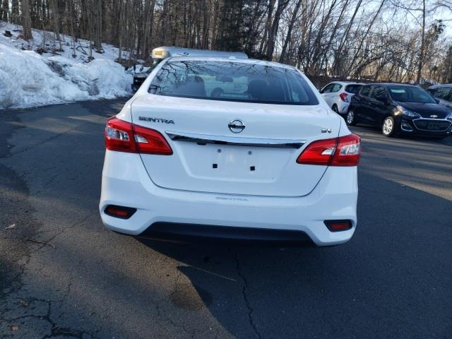 Used Nissan Sentra SV 2016 | Sullivan Automotive Group. Avon, Connecticut