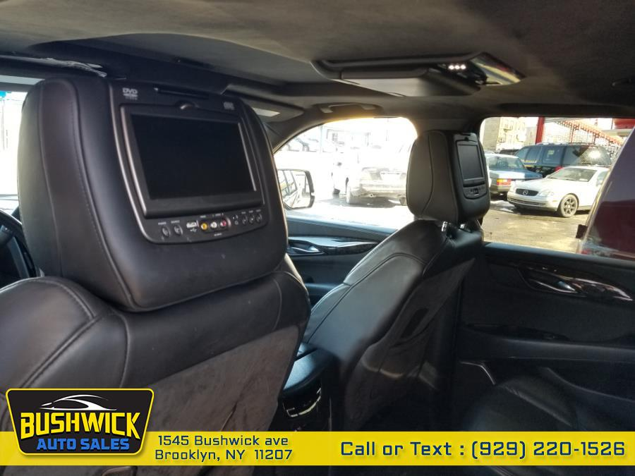 Used Cadillac Escalade ESV 4WD 4dr Platinum 2015 | Bushwick Auto Sales LLC. Brooklyn, New York