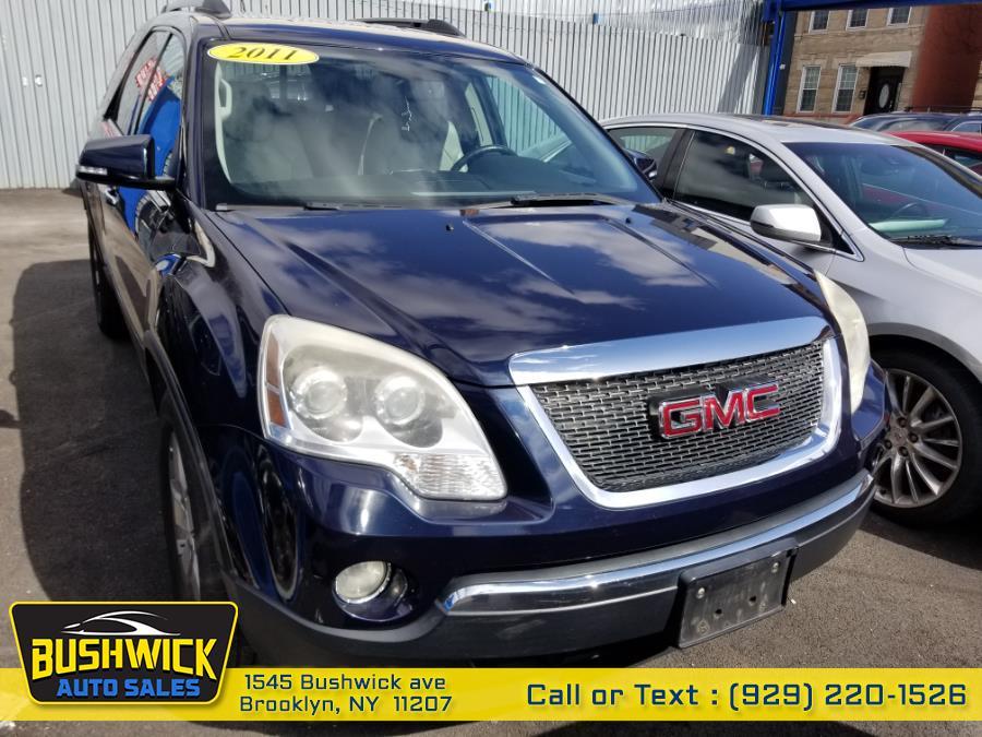 Used 2011 GMC Acadia in Brooklyn, New York | Bushwick Auto Sales LLC. Brooklyn, New York