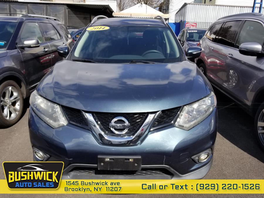 Used 2014 Nissan Rogue in Brooklyn, New York | Bushwick Auto Sales LLC. Brooklyn, New York