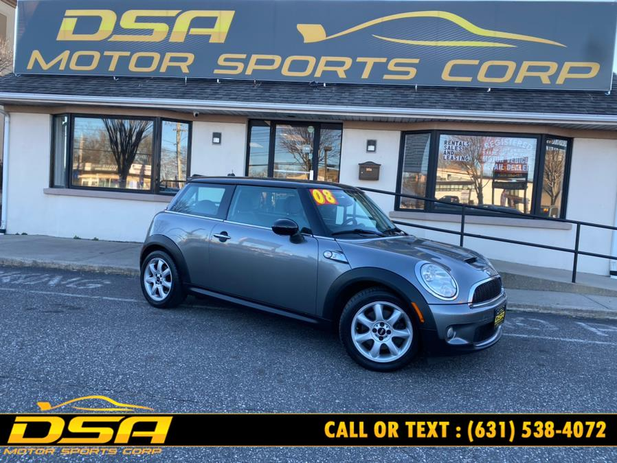 Used MINI Cooper Hardtop 2dr Cpe S 2008 | DSA Motor Sports Corp. Commack, New York