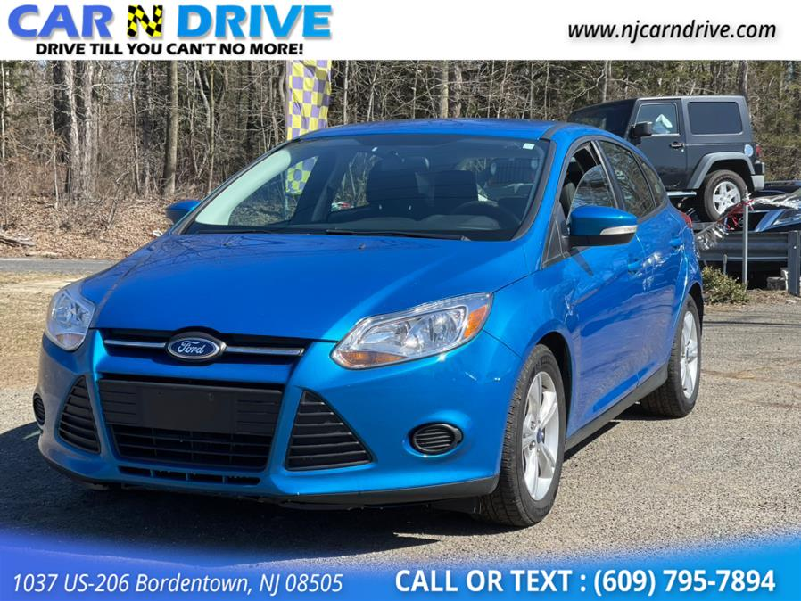 Used 2013 Ford Focus in Bordentown, New Jersey | Car N Drive. Bordentown, New Jersey