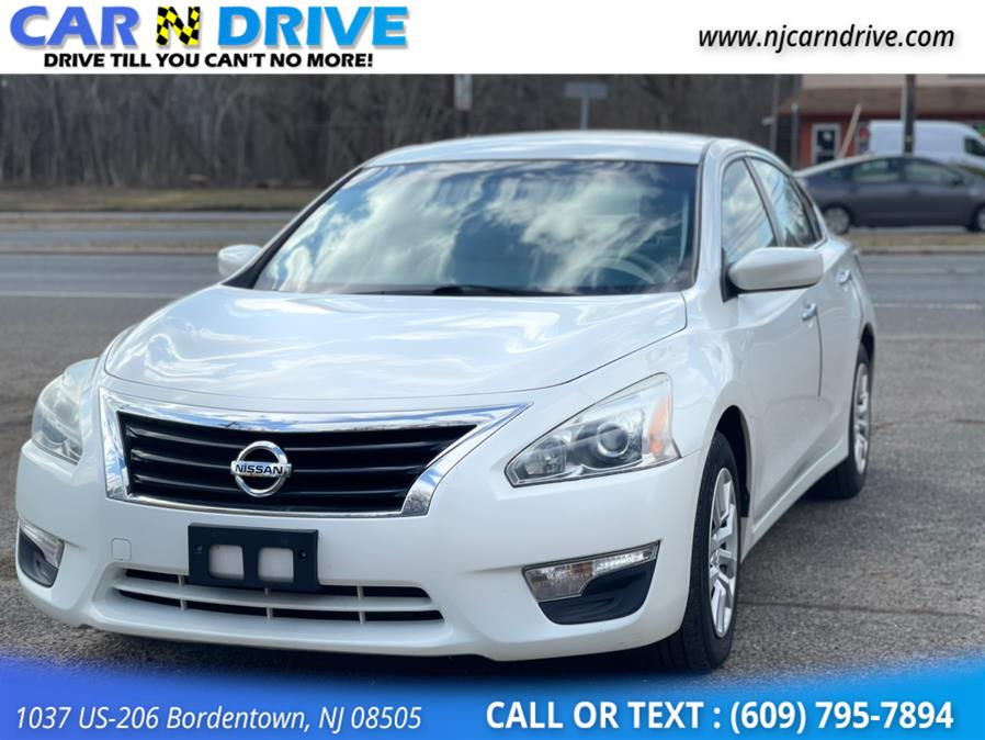 Used Nissan Altima 2.5 S 2014   Car N Drive. Bordentown, New Jersey