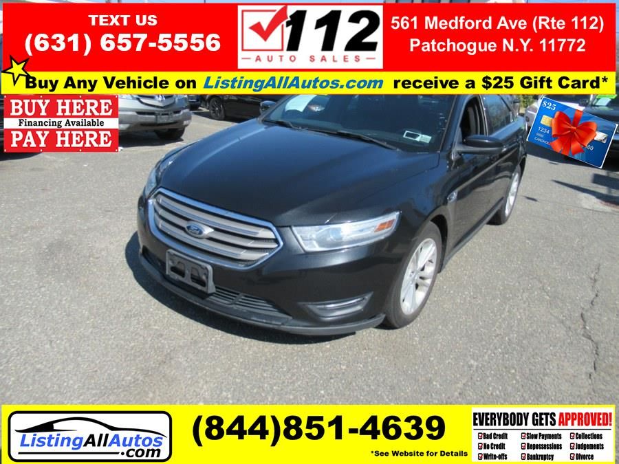 Used 2013 Ford Taurus in Patchogue, New York | www.ListingAllAutos.com. Patchogue, New York