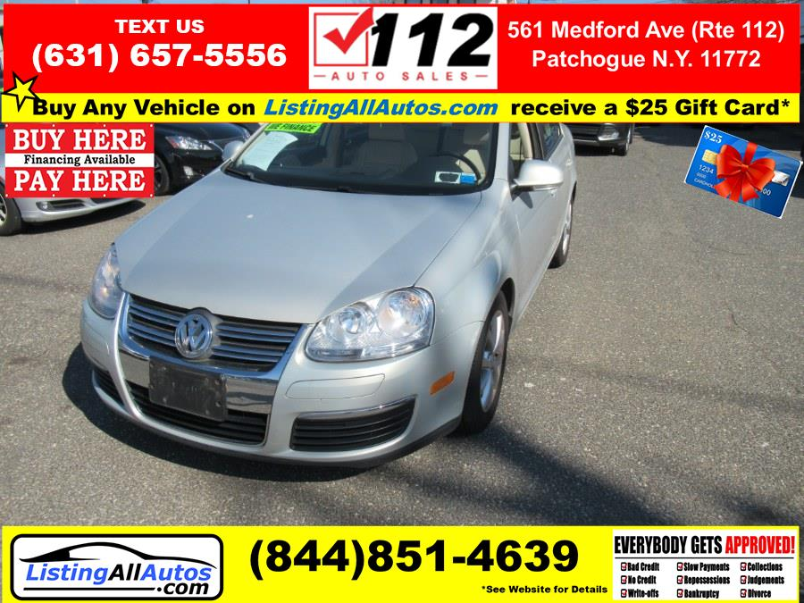 Used Volkswagen Jetta Sedan 4dr Auto Limited PZEV 2010 | www.ListingAllAutos.com. Patchogue, New York