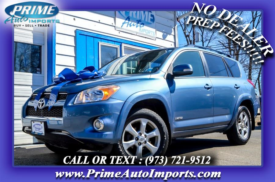 Used Toyota RAV4 4WD 4dr I4 Limited (Natl) 2012 | Prime Auto Imports. Bloomingdale, New Jersey