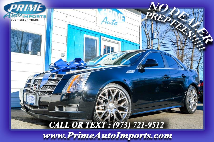 Used 2010 Cadillac CTS Sedan in Bloomingdale, New Jersey | Prime Auto Imports. Bloomingdale, New Jersey