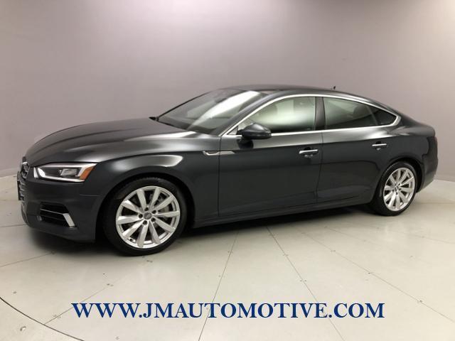 Used 2018 Audi A5 Sportback in Naugatuck, Connecticut | J&M Automotive Sls&Svc LLC. Naugatuck, Connecticut