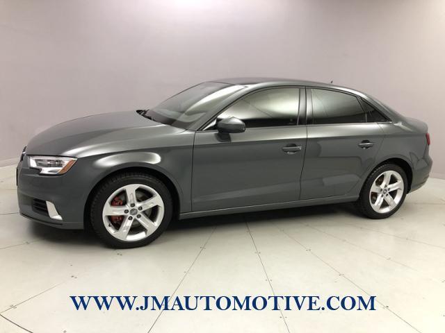 Used 2017 Audi A3 in Naugatuck, Connecticut | J&M Automotive Sls&Svc LLC. Naugatuck, Connecticut