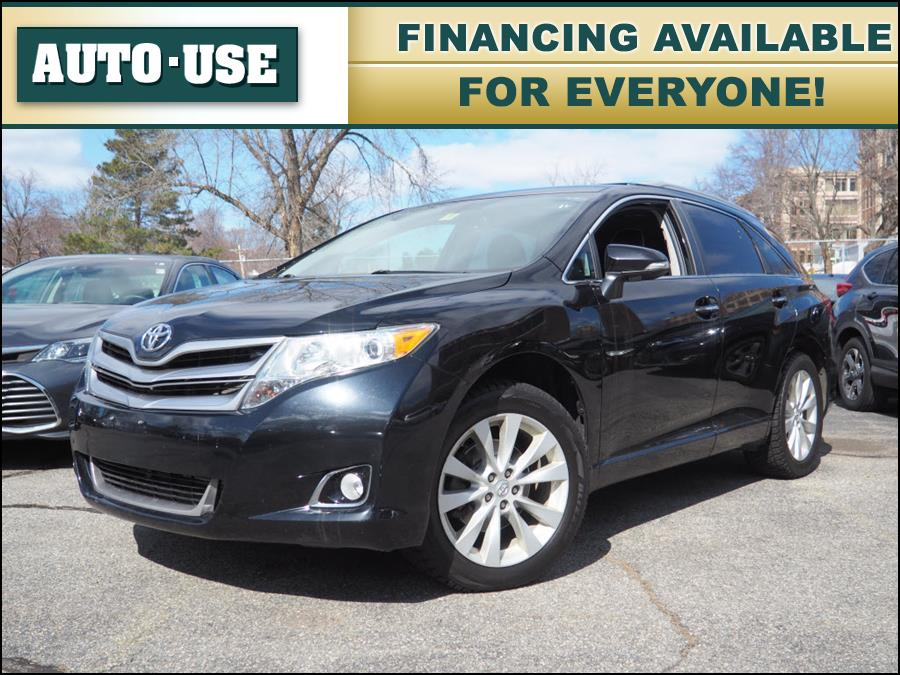 Used 2015 Toyota Venza in Andover, Massachusetts | Autouse. Andover, Massachusetts