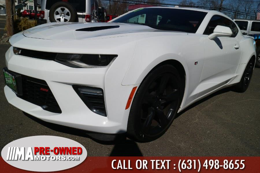 Used Chevrolet Camaro 2dr Cpe SS w/2SS 2017 | M & A Motors. Huntington, New York