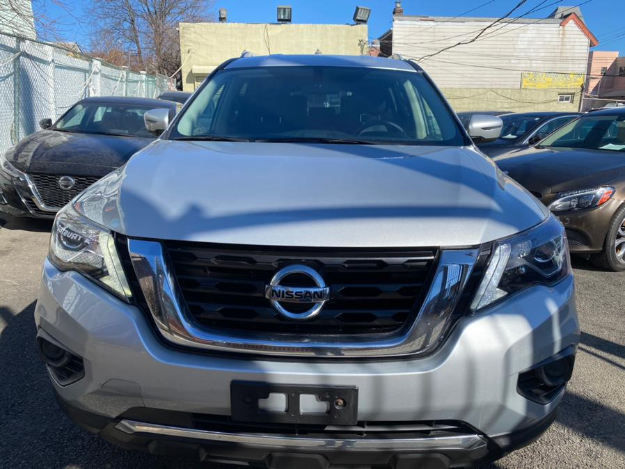 Used Nissan Pathfinder 4x4 SV 2018 | Sunrise Autoland. Jamaica, New York