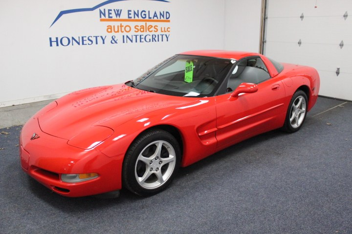 Used 2004 Chevrolet Corvette in Plainville, Connecticut | New England Auto Sales LLC. Plainville, Connecticut
