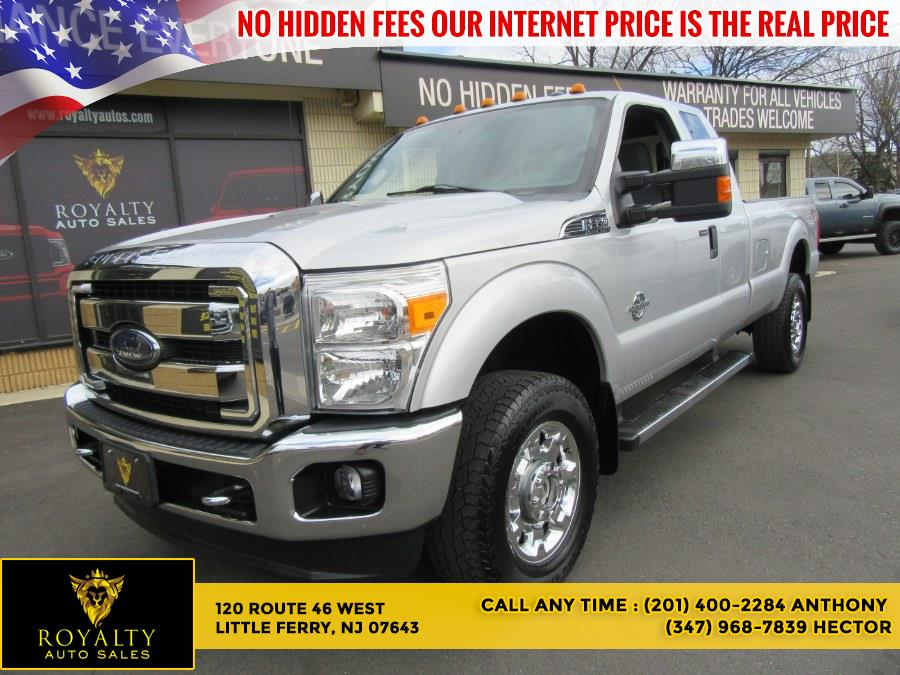 Used 2014 Ford Super Duty F-350 SRW in Little Ferry, New Jersey | Royalty Auto Sales. Little Ferry, New Jersey