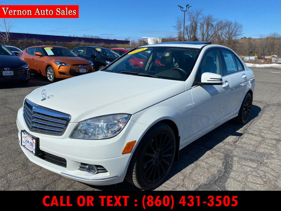 Used 2011 Mercedes-Benz C-Class in Manchester, Connecticut | Vernon Auto Sale & Service. Manchester, Connecticut