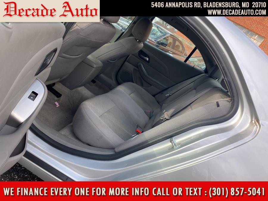 Used Chevrolet Malibu 4dr Sdn LS w/1LS 2015 | Decade Auto. Bladensburg, Maryland
