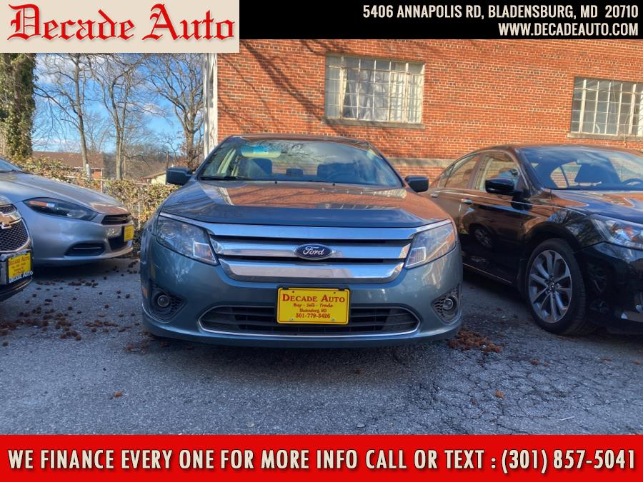 Used 2012 Ford Fusion in Bladensburg, Maryland | Decade Auto. Bladensburg, Maryland