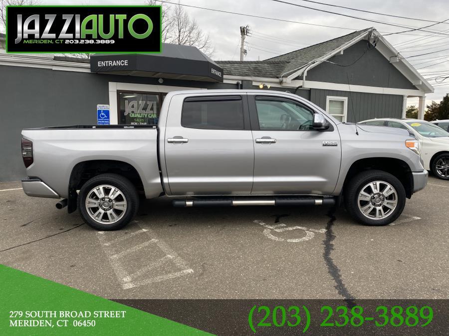 Used 2015 Toyota Tundra 4WD Truck in Meriden, Connecticut | Jazzi Auto Sales LLC. Meriden, Connecticut