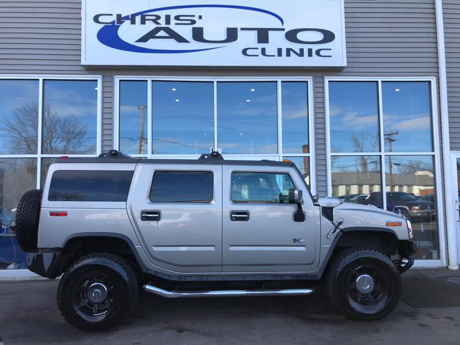 Used 2003 HUMMER H2 in Plainville, Connecticut | Chris's Auto Clinic. Plainville, Connecticut