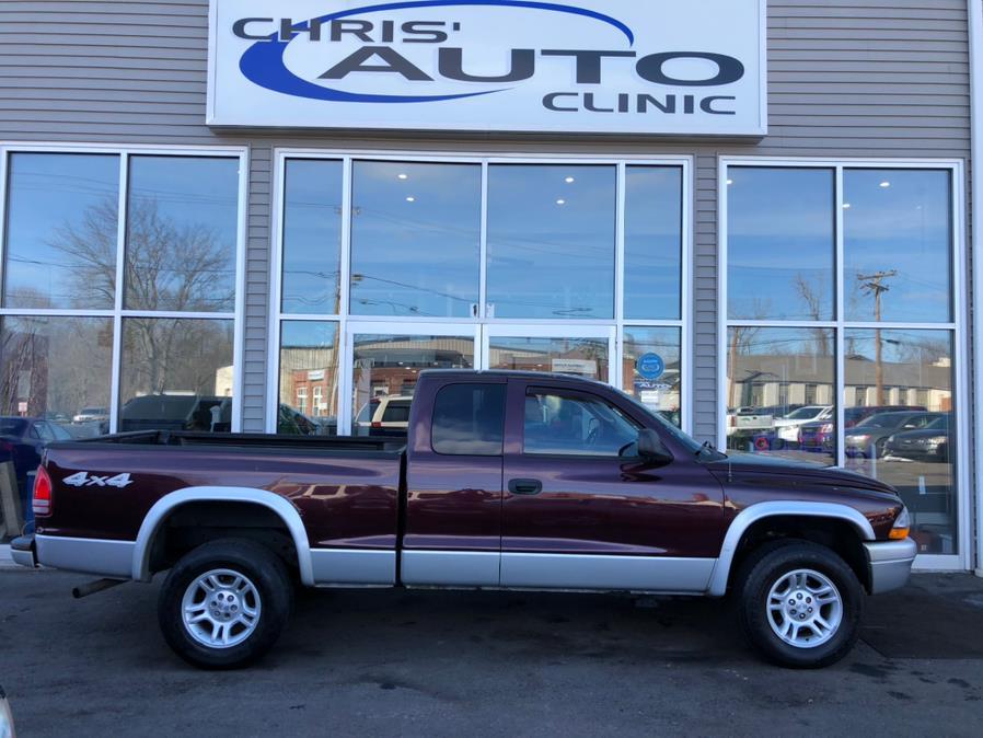 Used 2004 Dodge Dakota in Plainville, Connecticut | Chris's Auto Clinic. Plainville, Connecticut