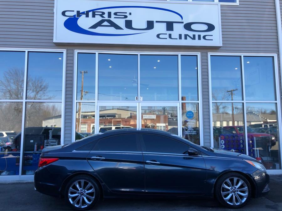 Used 2011 Hyundai Sonata in Plainville, Connecticut | Chris's Auto Clinic. Plainville, Connecticut