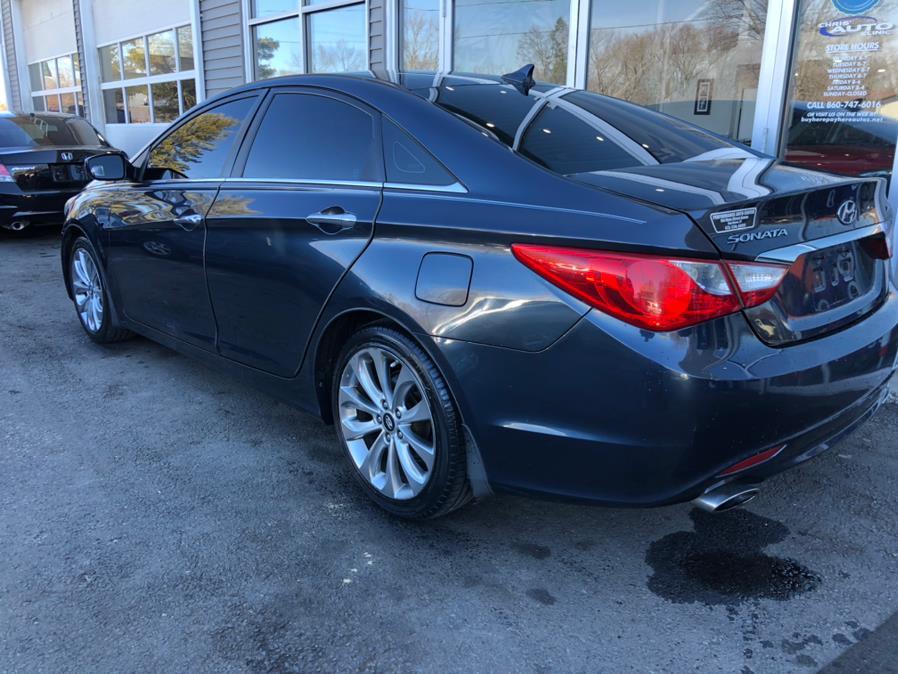 Used Hyundai Sonata 4dr Sdn 2.0L Auto SE 2011   Chris's Auto Clinic. Plainville, Connecticut