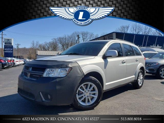 Used Dodge Journey SXT 2013 | Luxury Motor Car Company. Cincinnati, Ohio