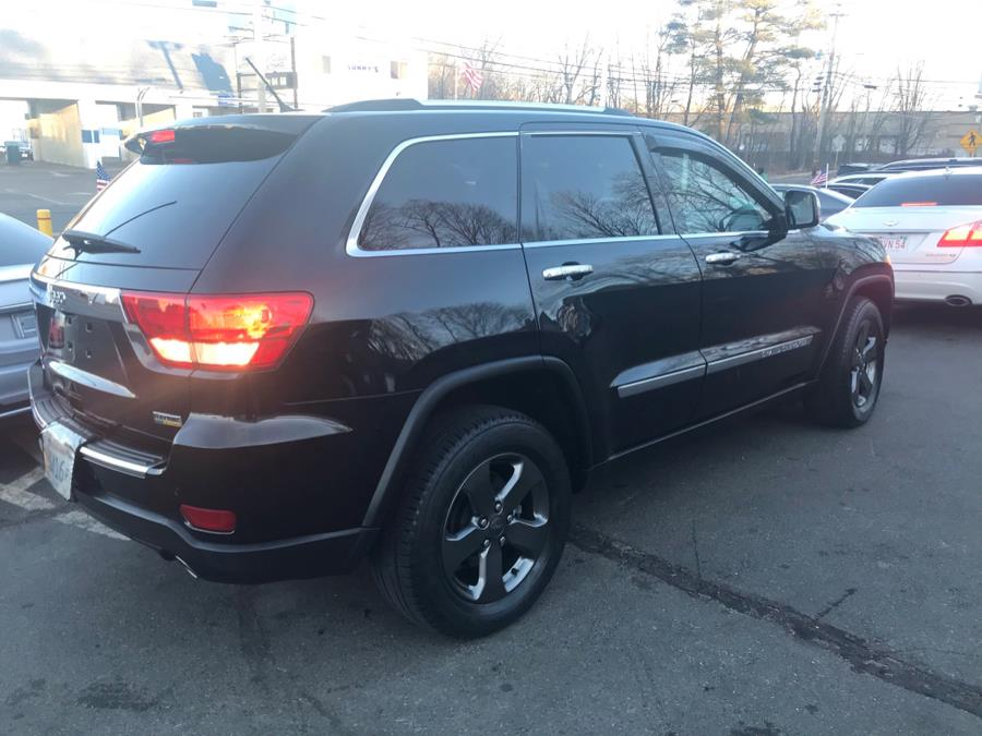 Used Jeep Grand Cherokee 4WD 4dr Limited 2013 | Capital Lease and Finance. Brockton, Massachusetts