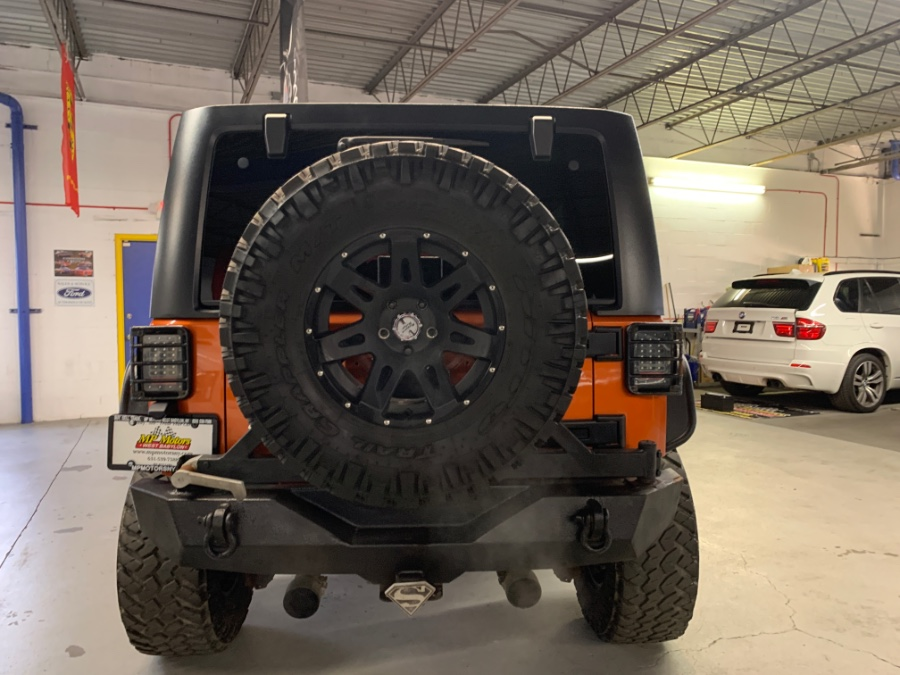 Used Jeep Wrangler Unlimited 4WD 4dr Mojave 2011 | MP Motors Inc. West Babylon , New York