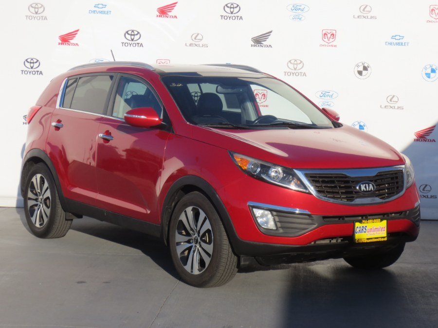 Used 2013 Kia Sportage in Santa Ana, California | Auto Max Of Santa Ana. Santa Ana, California