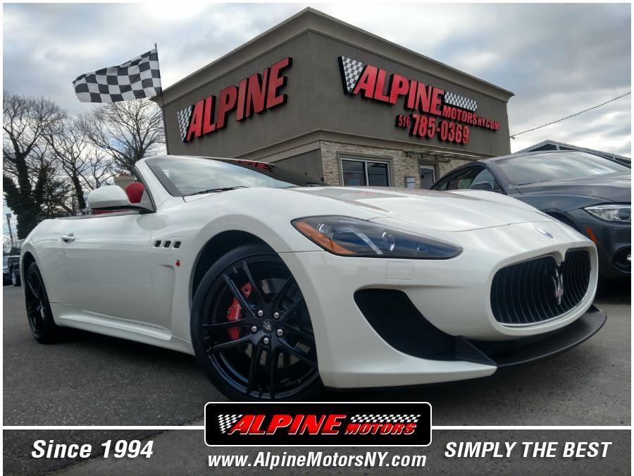 Used Maserati GranTurismo Convertible 2dr Conv GranTurismo MC 2013   Alpine Motors Inc. Wantagh, New York