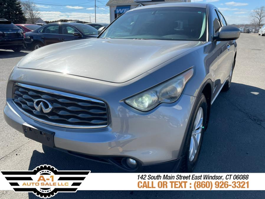 Used 2009 INFINITI FX35 in East Windsor, Connecticut | A1 Auto Sale LLC. East Windsor, Connecticut