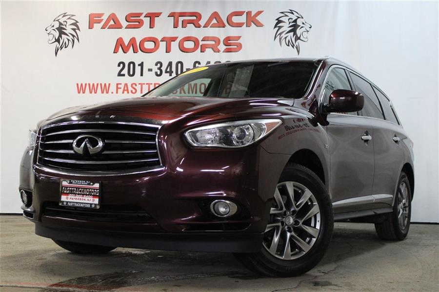 Used Infiniti Qx60  2014 | Fast Track Motors. Paterson, New Jersey