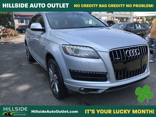 Used Audi Q7 3.0T Premium 2014   Hillside Auto Outlet. Jamaica, New York