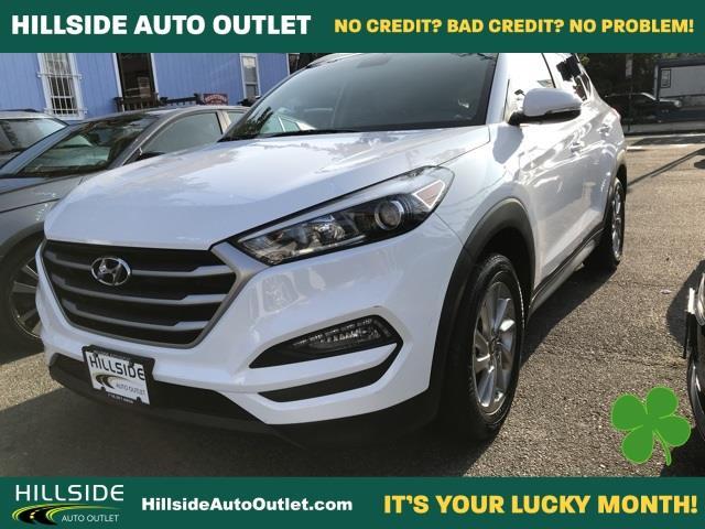 Used Hyundai Tucson SE Plus 2017   Hillside Auto Outlet. Jamaica, New York