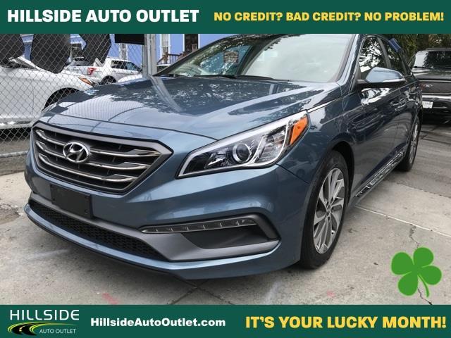 Used Hyundai Sonata Sport 2017 | Hillside Auto Outlet. Jamaica, New York