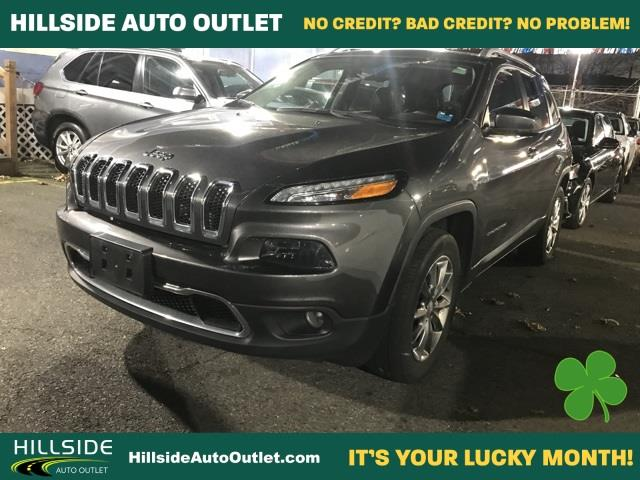 Used Jeep Cherokee Limited 2018 | Hillside Auto Outlet. Jamaica, New York