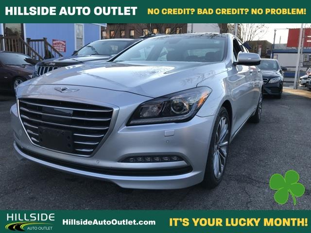 Used Genesis G80 3.8 2017   Hillside Auto Outlet. Jamaica, New York