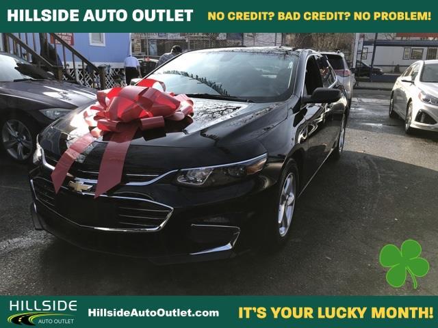Used Chevrolet Malibu LS 2016 | Hillside Auto Outlet. Jamaica, New York