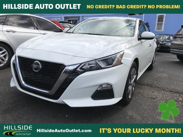 Used Nissan Altima 2.5 S 2020 | Hillside Auto Outlet. Jamaica, New York