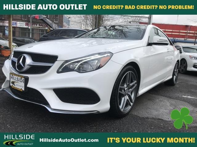 Used Mercedes-benz E-class E 400 2016   Hillside Auto Outlet. Jamaica, New York