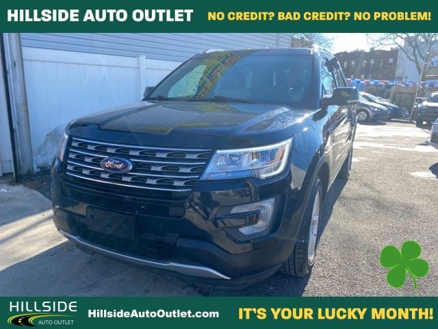 Used Ford Explorer XLT 2017 | Hillside Auto Outlet. Jamaica, New York