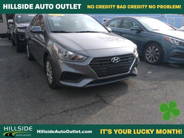Used Hyundai Accent SE 2018   Hillside Auto Outlet. Jamaica, New York