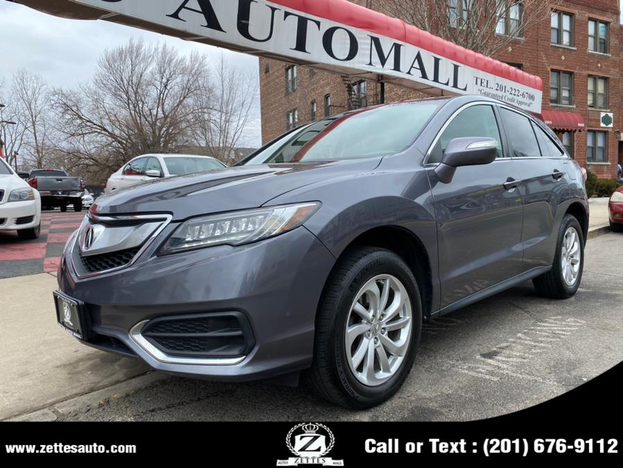 Used 2017 Acura RDX in Jersey City, New Jersey | Zettes Auto Mall. Jersey City, New Jersey