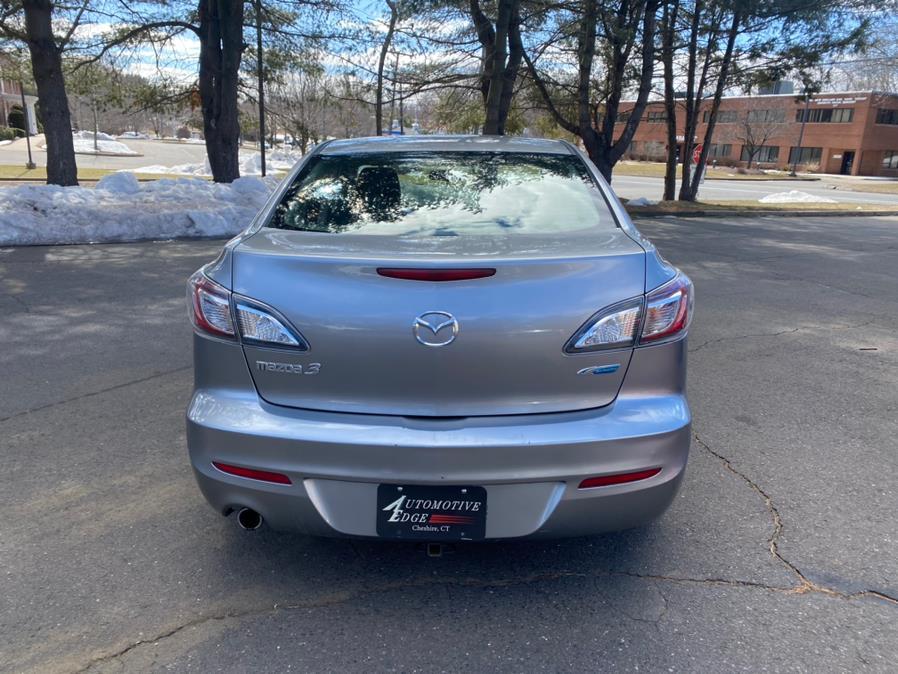 Used Mazda Mazda3 4dr Sdn Auto i Touring 2012 | Automotive Edge. Cheshire, Connecticut