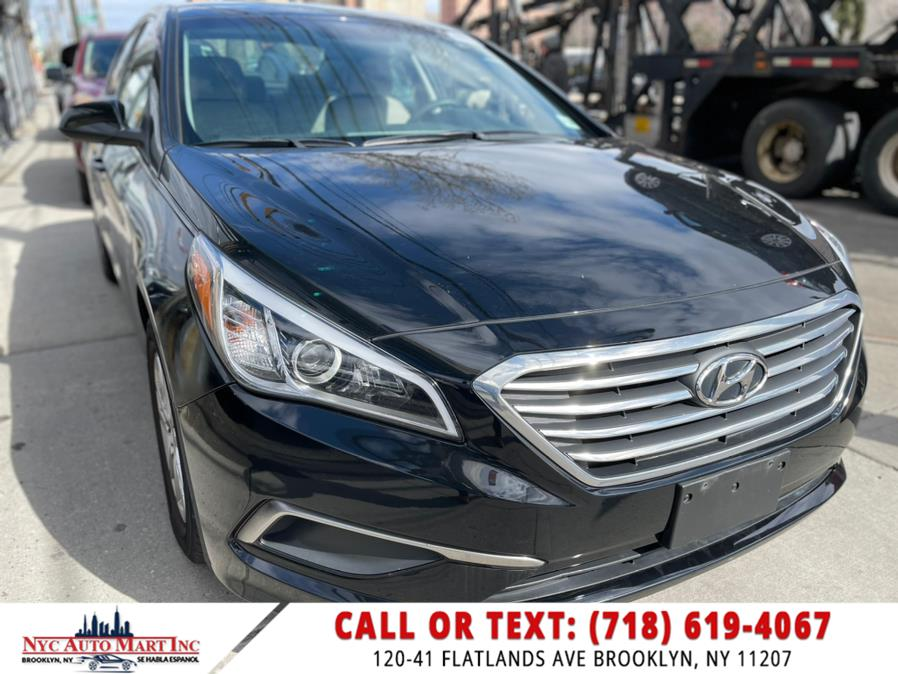 Used 2017 Hyundai Sonata in Brooklyn, New York | NYC Automart Inc. Brooklyn, New York