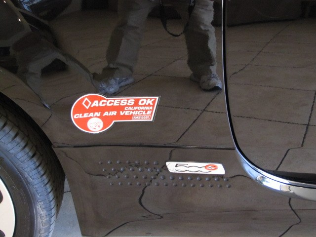 Used FIAT 500e Hatch 2017 | Auto Network Group Inc. Placentia, California