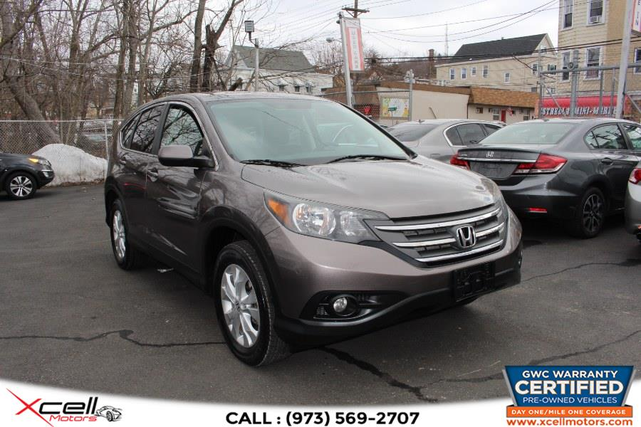 Used 2012 Honda CR-V AWD EX in Paterson, New Jersey | Xcell Motors LLC. Paterson, New Jersey