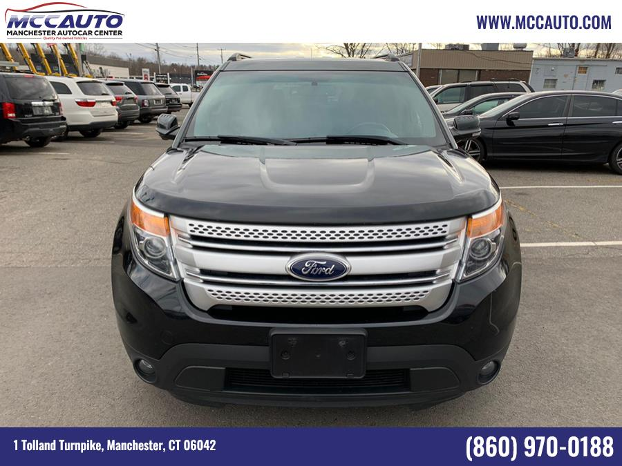 Used Ford Explorer 4WD 4dr XLT 2013 | Manchester Autocar Center. Manchester, Connecticut