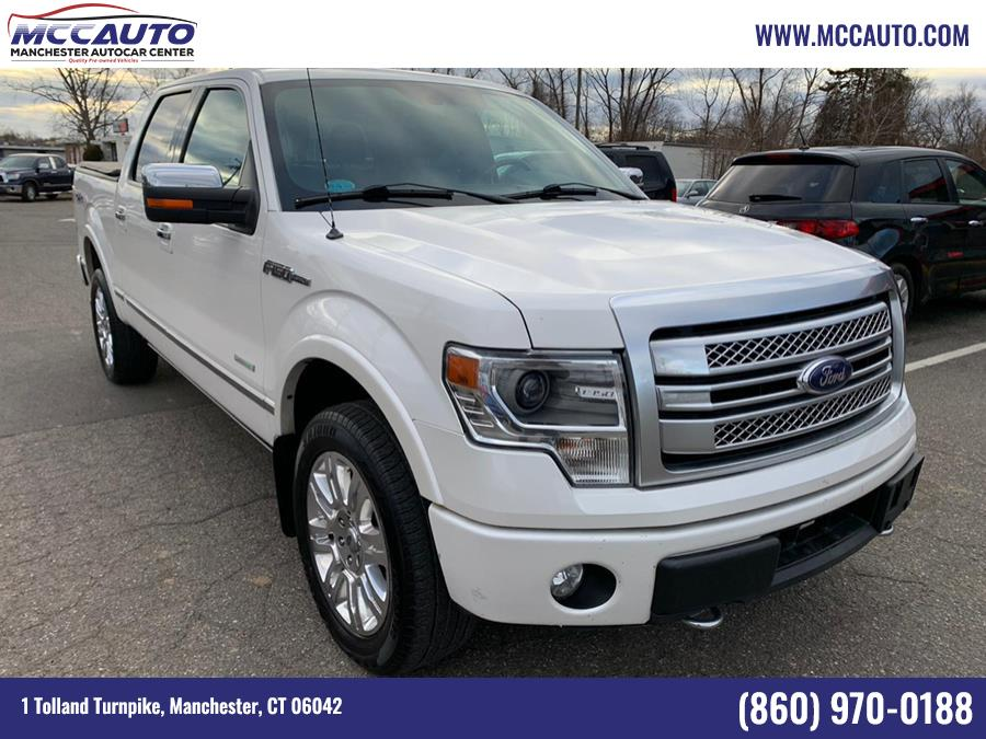"Used Ford F-150 4WD SuperCrew 145"" Platinum 2014 